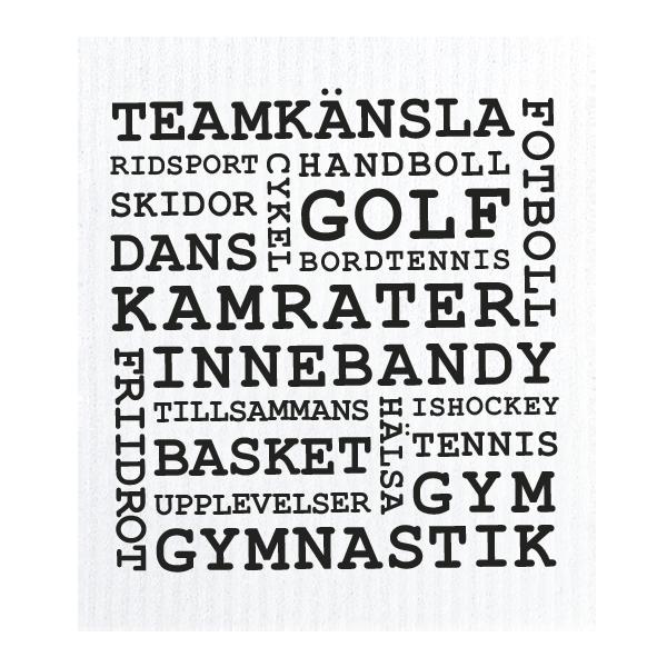 Standardtrasa – Förening – Text
